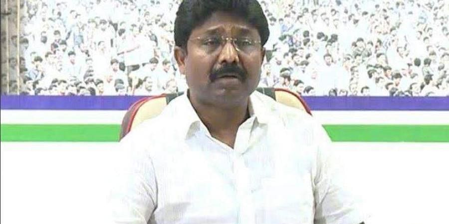 Andhra Pradesh Education Minister Adimulapu Suresh