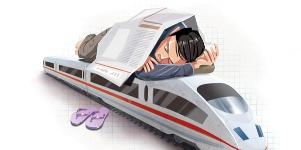 Express Illustration by Amit Bandre.