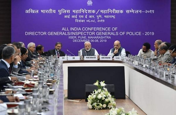 DGP/IGP conference:PM Modi stresses role of effective policing to make women feel safe