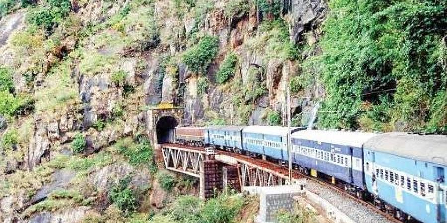 Araku Valley is one of the tourist hotspots in Andhra Pradesh