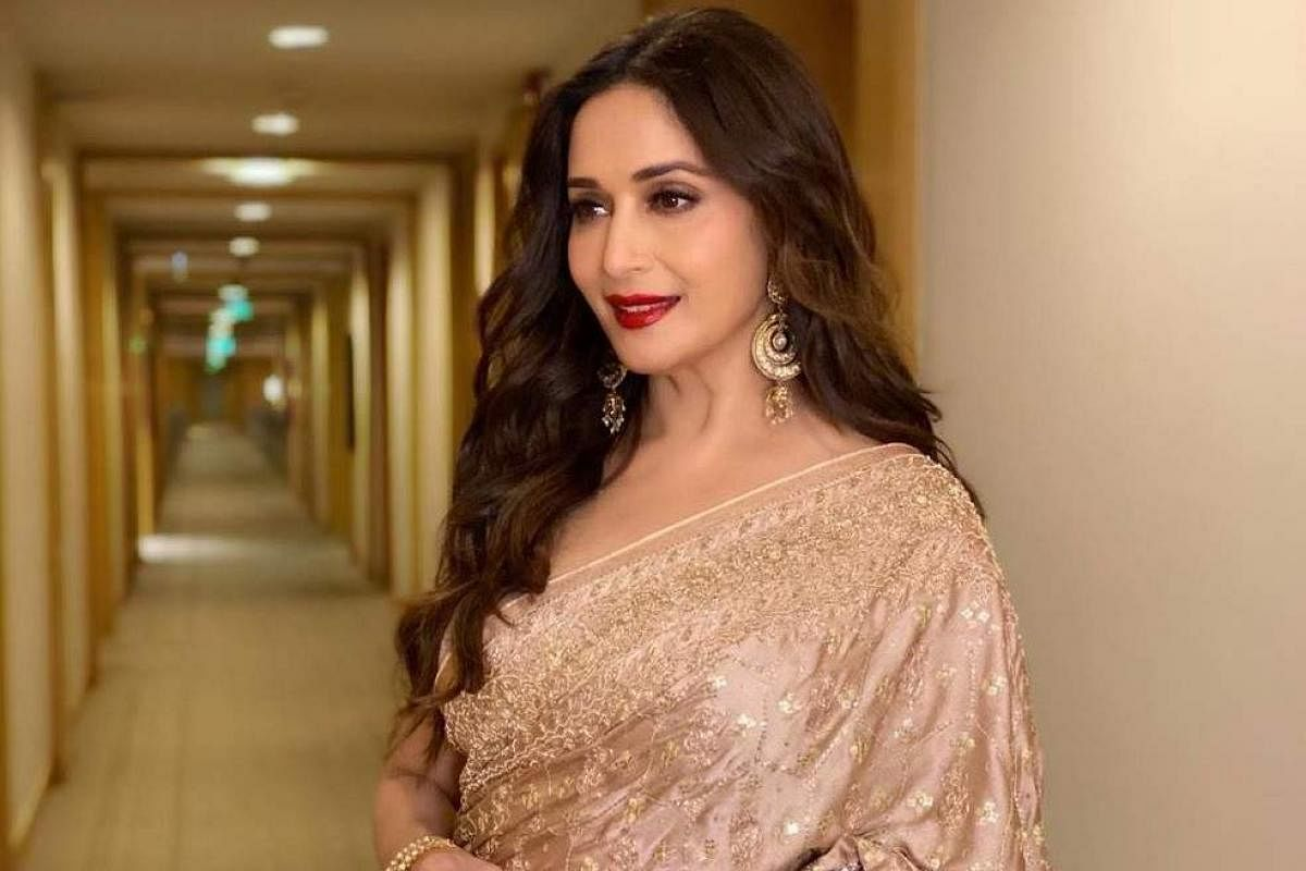 Madhuri Dixit's debut single Candle to get a release this weekend- The New  Indian Express