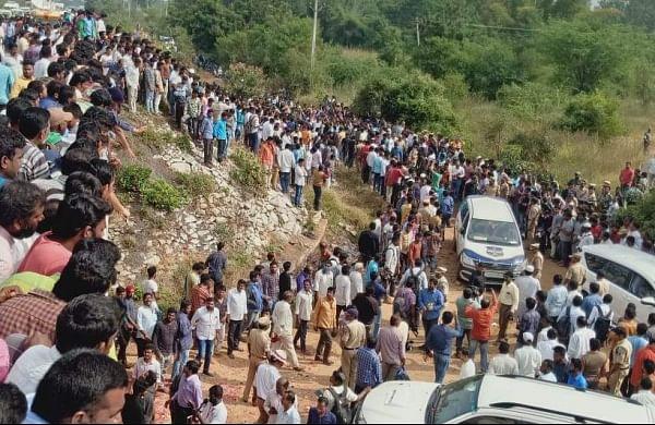 Vet rape-murder case: Telangana government constitutes SIT to probe killing of four accused