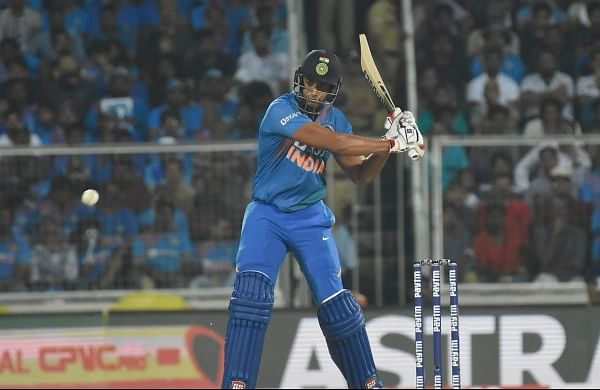 Capable of hitting six on any ground, says Shivam Dube