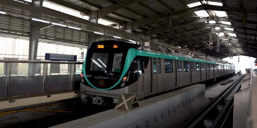 Noida Metro