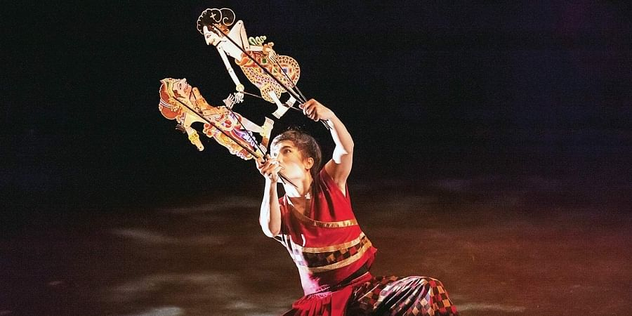 The production on the Mahabharata will feature five dancers each from Indonesia and India