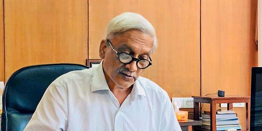 Goa CMManohar Parrikar