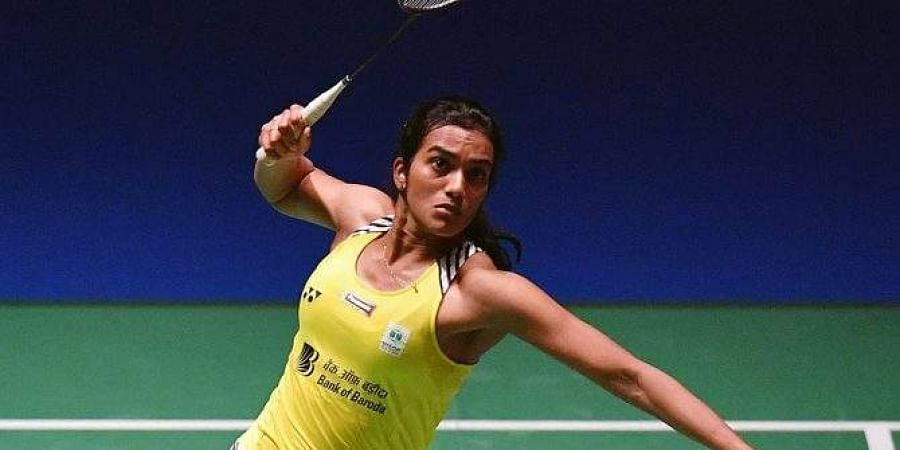 Indian badminton ace PV Sindhu (Photo | Twitter)