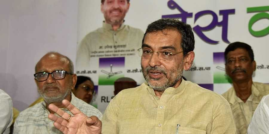 Upendra Kushwaha was a goat before I joined: Nagmani after quitting RLSP