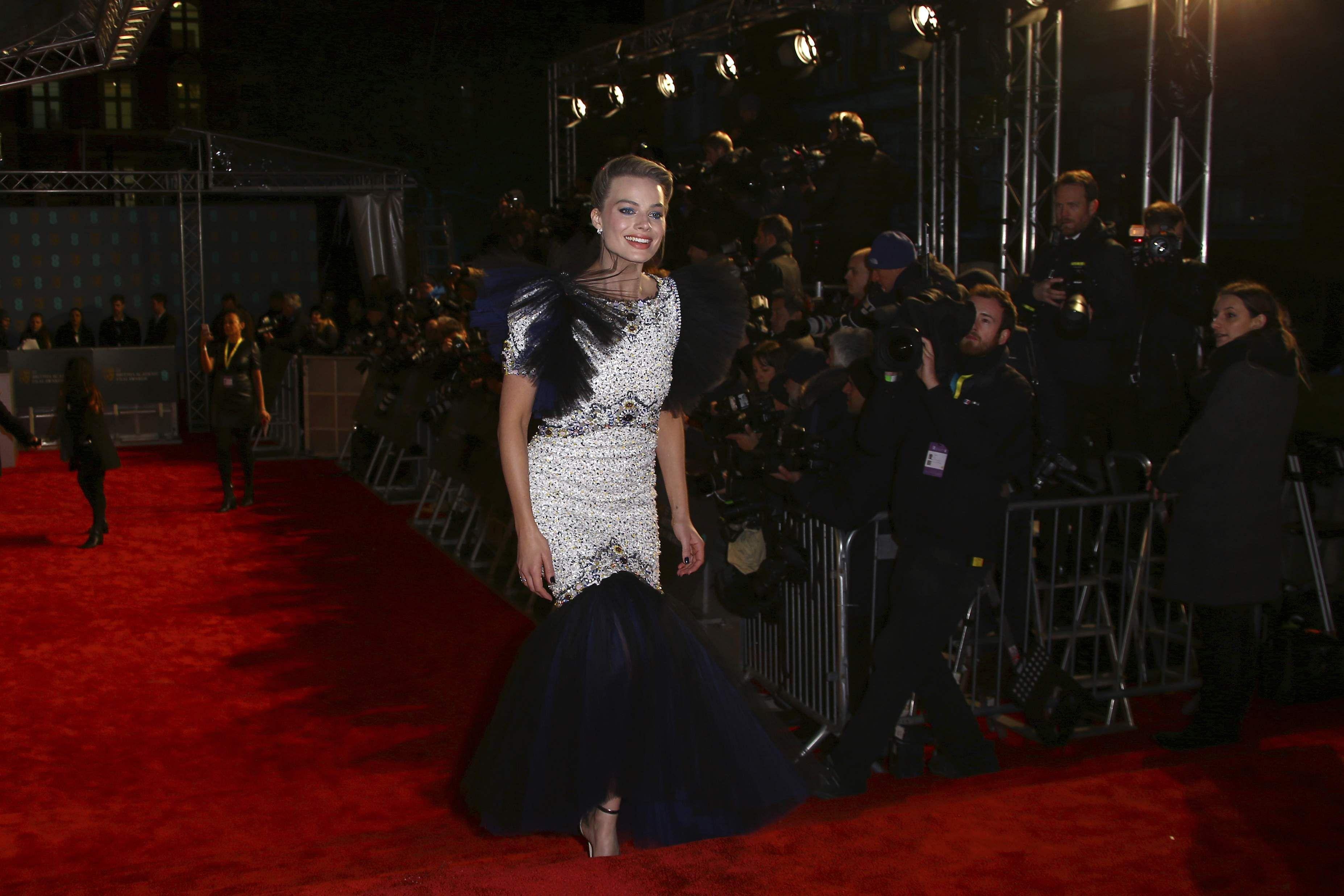 Margot Robbie, Harley Quinn BAFTA