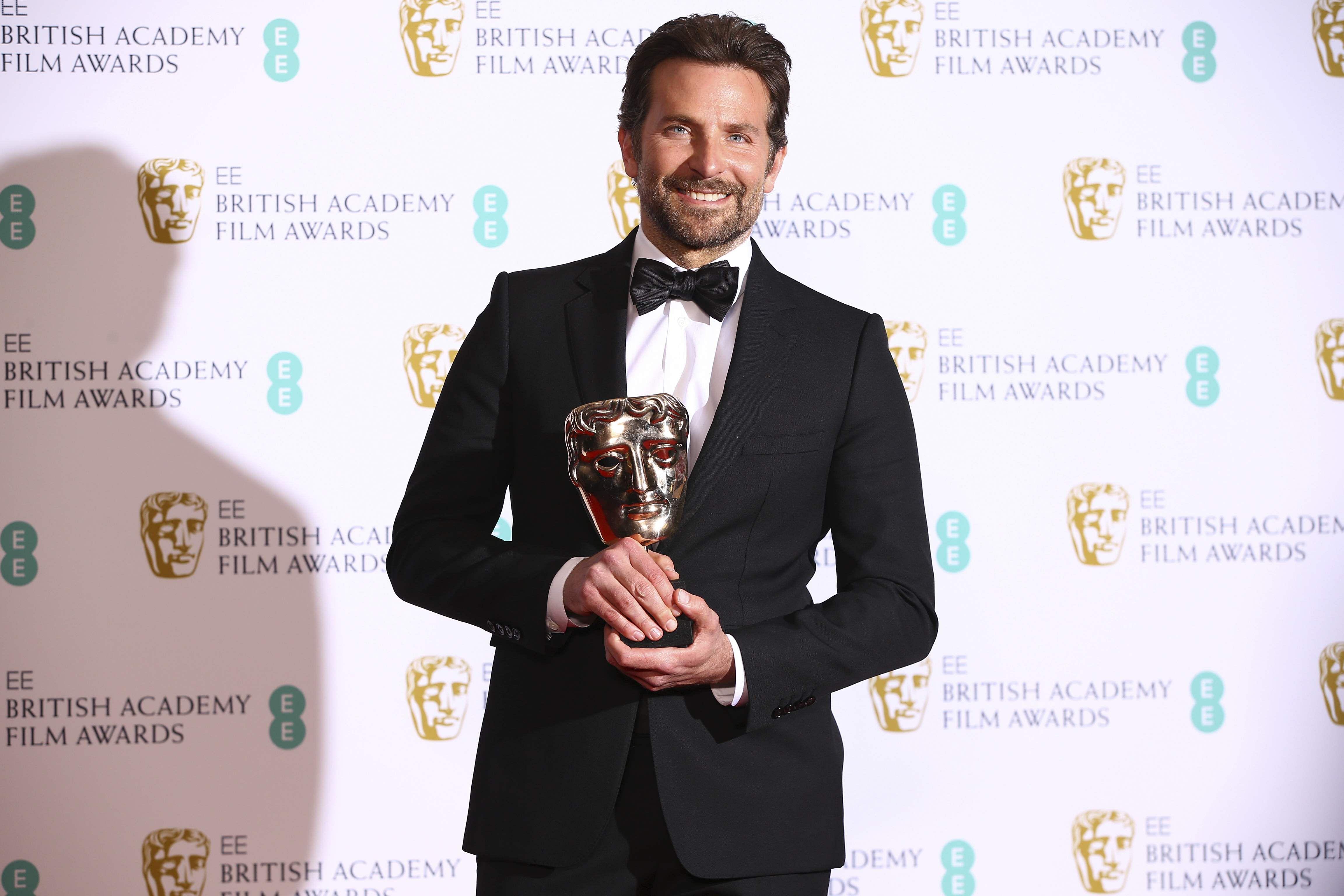 Bradley Cooper, BAFTA music director, A Star is Born