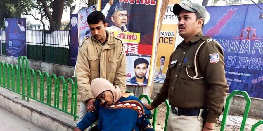 Police said Davala Arjun Rao killed himself on the intervening night of Sunday and Monday.