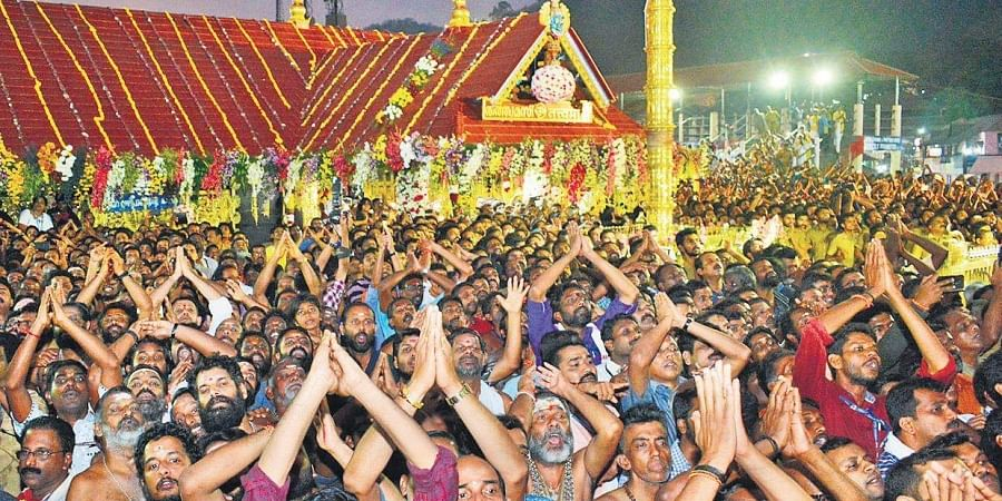 Sabarimala temple opens on Tuesday- The New Indian Express