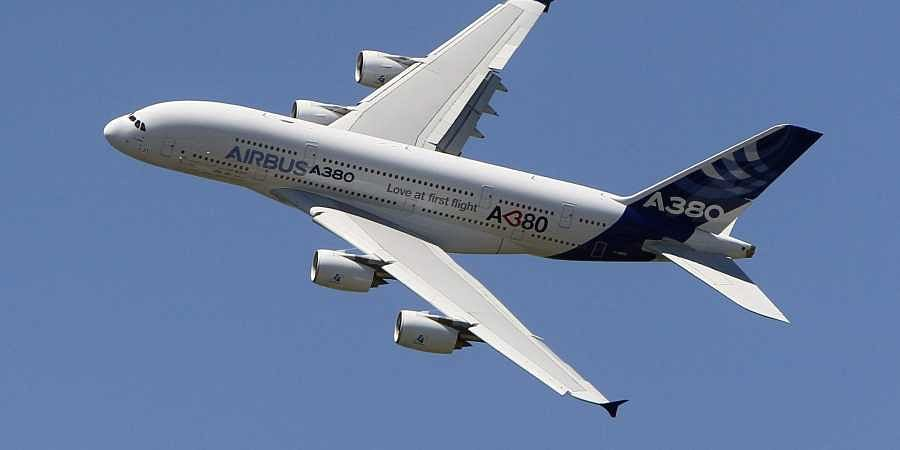 FILE - In this June 26, 2011, file photo, an Airbus A380 performs during a demonstration flight at the 49th Paris Air Show at Le Bourget airport, east of Paris. (Photo | AP)