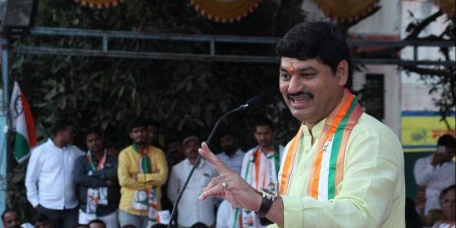 NCP leader Dhananjay Munde