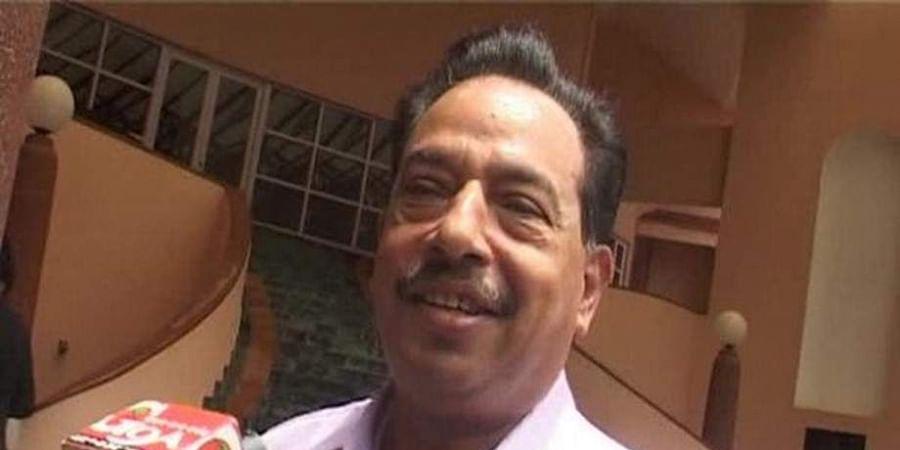 Former Goa Deputy CM Francis D'Souza