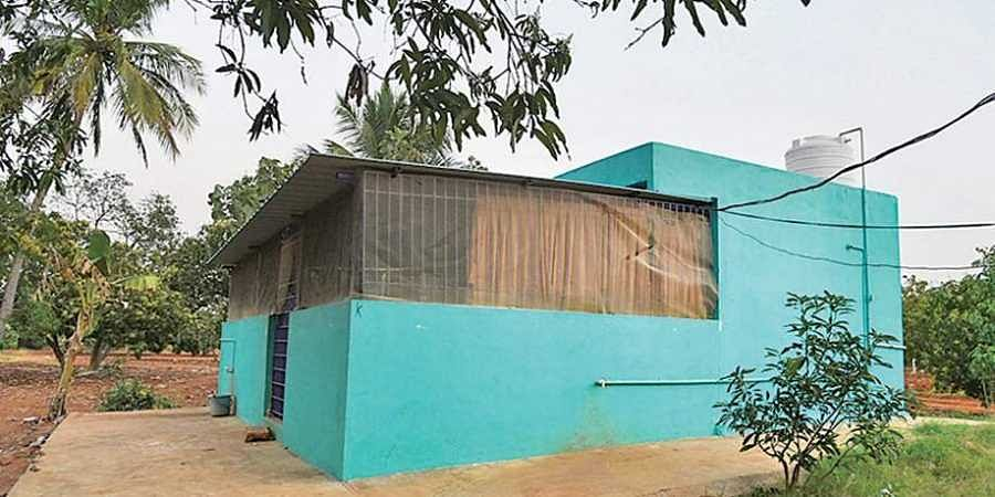 The Guest House Inside Sugarcane Field Where 15 Year Old Was Raped And Murdered