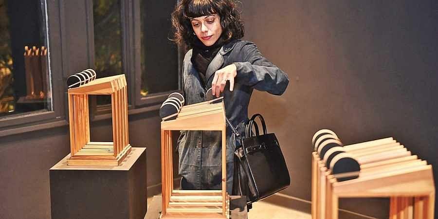 Artist Astha Butail proves 'Joyfulness brings in many