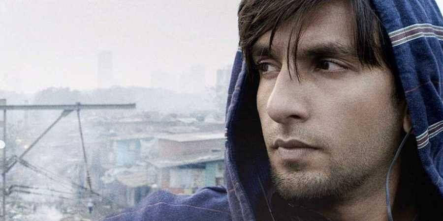 Ranveer Singh in 'Gully Boy'