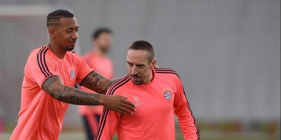 Jerome Boateng, Ribery