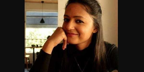 Shehla Rashid. (Photo   Twitter)