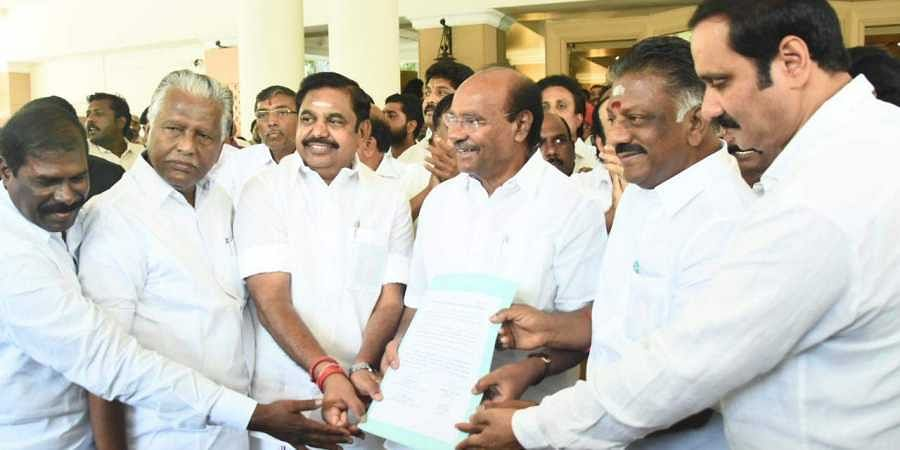 Image result for pmk with aiadmk