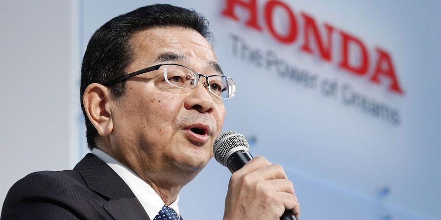 Honda, Takahiro Hachigo