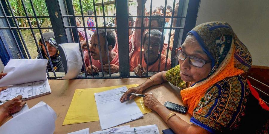 Assam-NRC