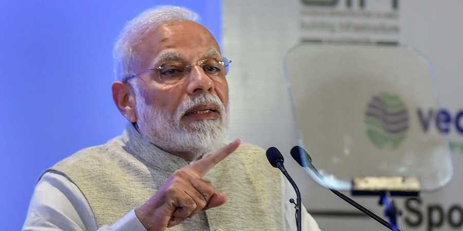 Drugs are 'not cool', says Prime Minister Modi