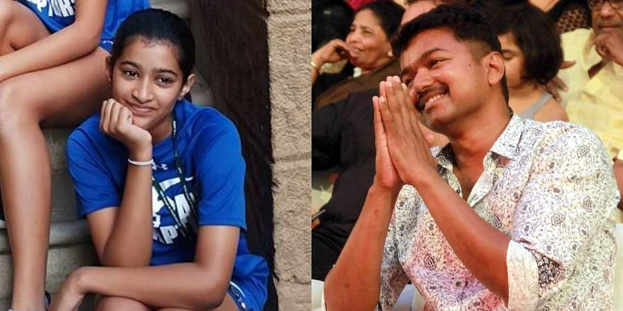 Actor Vijay S Daughter – Quotes of the Day