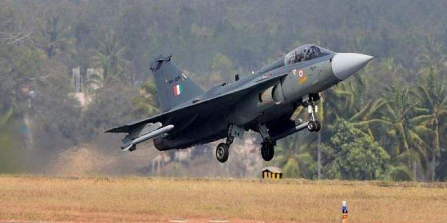 Fighter jet Tejas