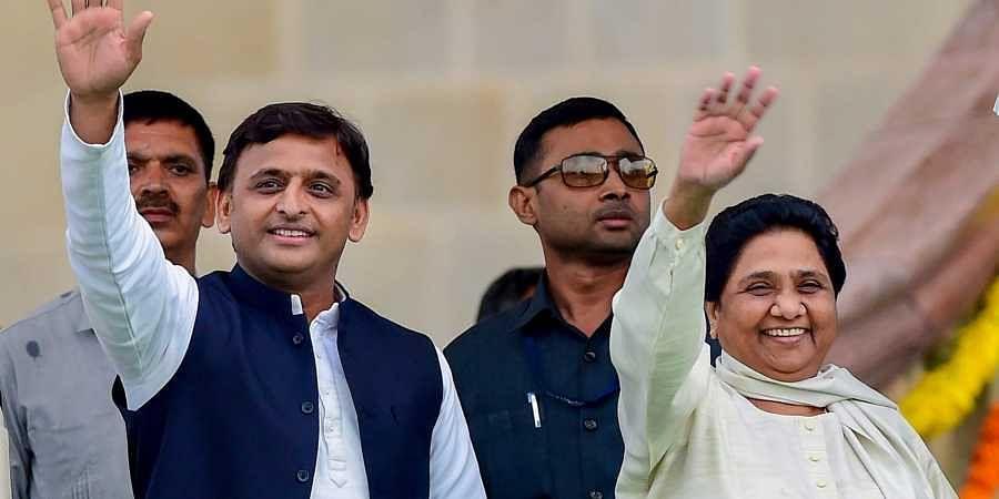 Mayawati, Akhilesh Yadav