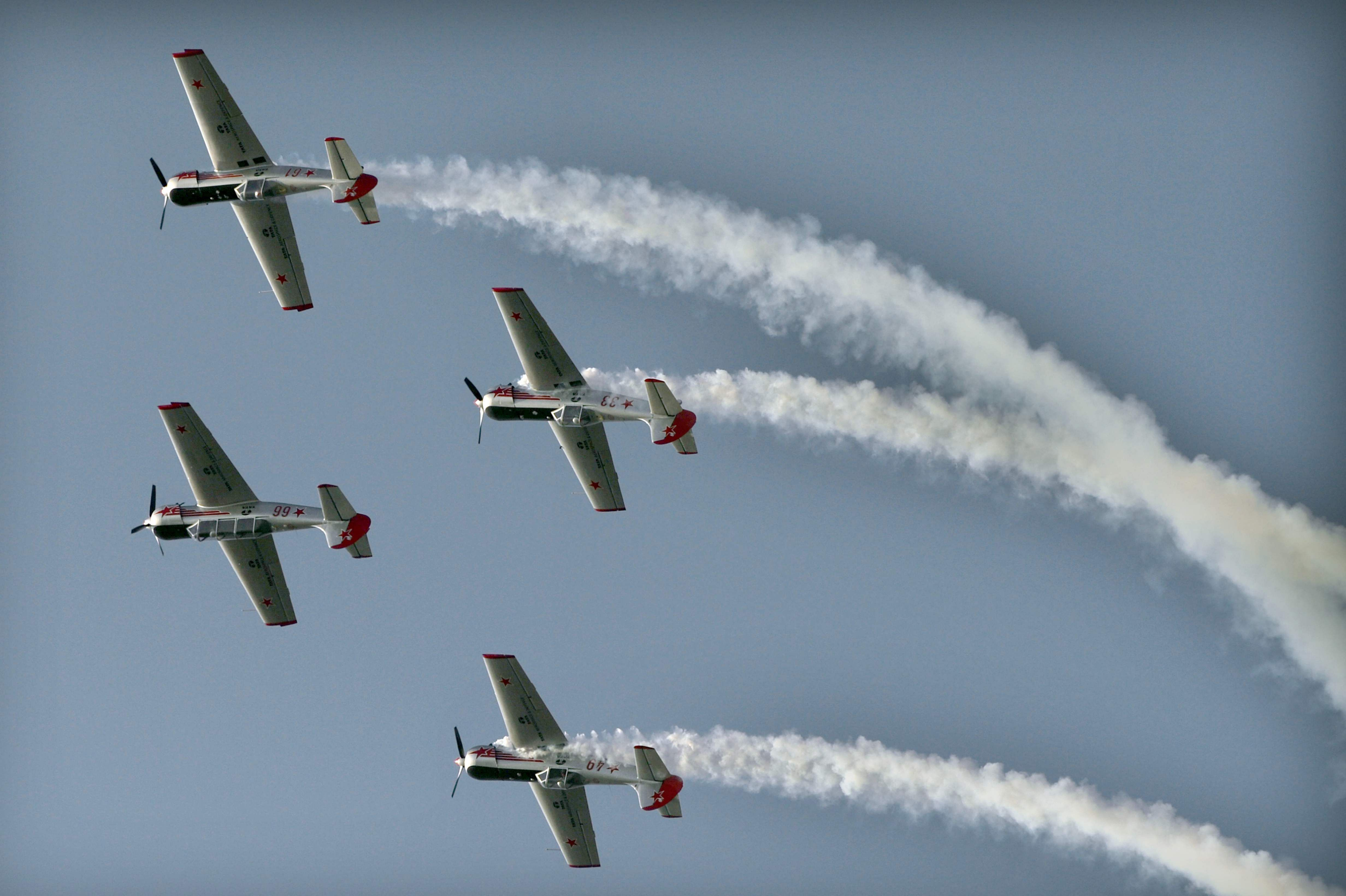 Air show Airplane exhibition Aero India Indian Air Force exhibition