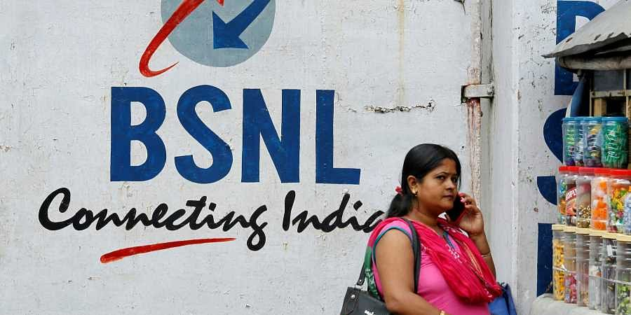 BSNL-Reuters