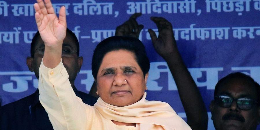 BSPsupremo Mayawati