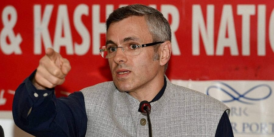 Former Jammu and Kashmir chief ministe Omar Abdullah (File Photo | PTI)