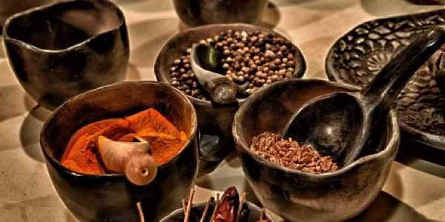 spices, chilli powder, pepper