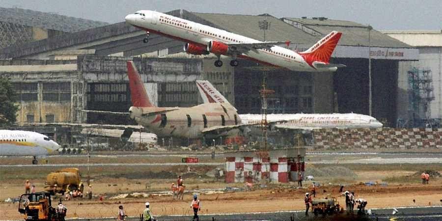 Chhatrapati Shivaji Maharaj International Airport, Mumbai Airport, Air India