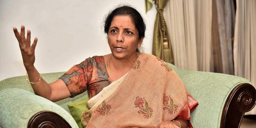 Nirmala Sitharaman
