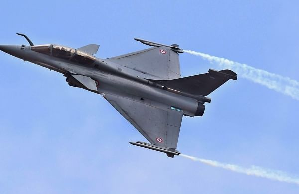 IAF receives first Rafale combat aircraft from Dassault Aviation in France