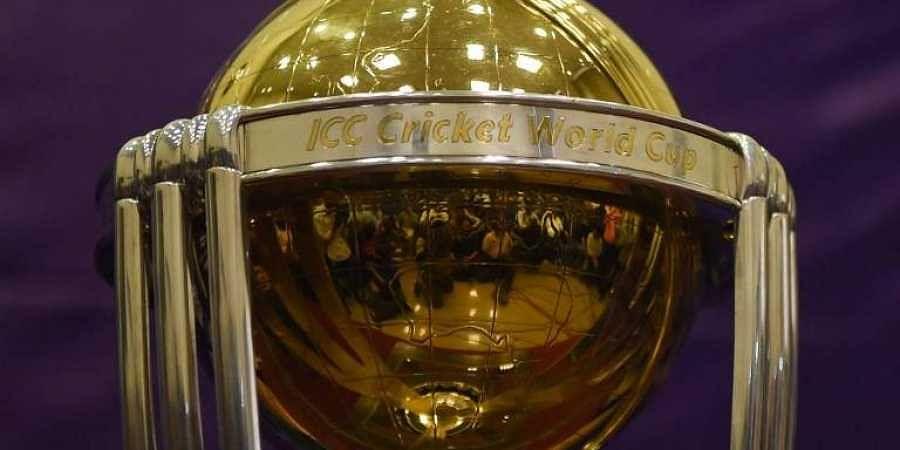 WC 2019 Trophy