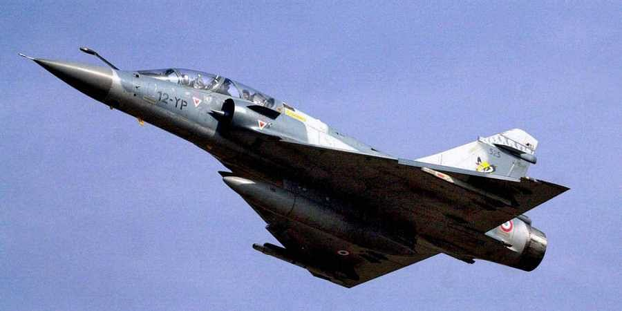 Mirage 2000 Indian Fighter jet
