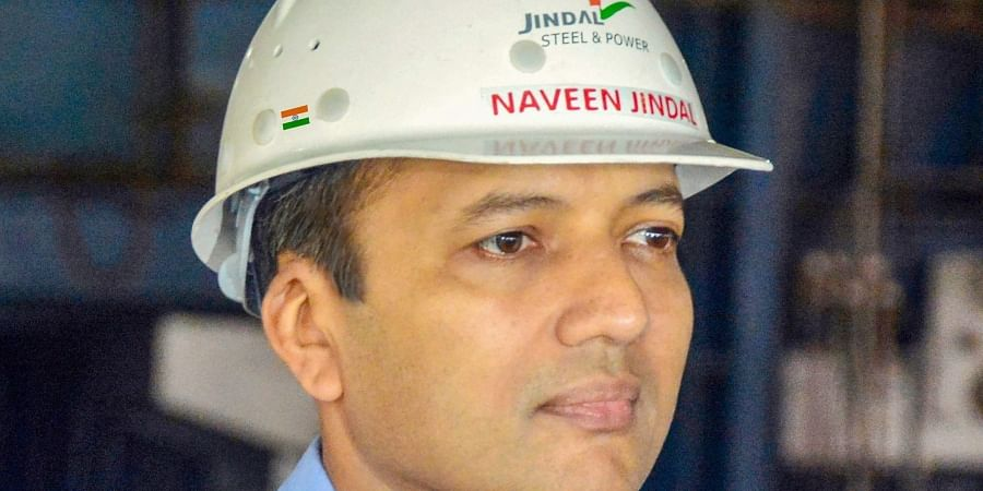 Jindal Steel and Power Chairman Naveen Jindal