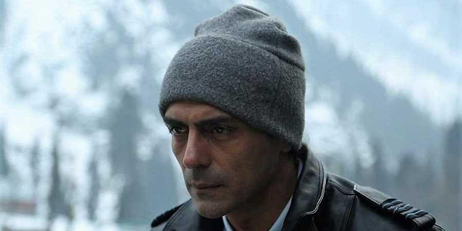 Arjun Rampal in 'The Final Call'.
