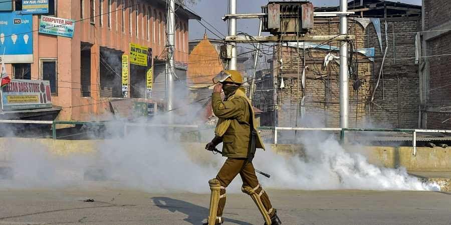 Jammu and Kashmir police J&K police