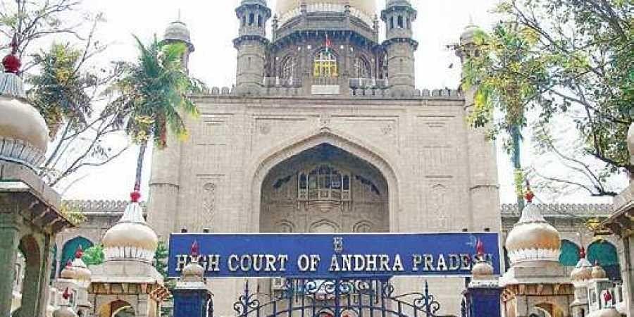 Telangana High Court , Hyderabad
