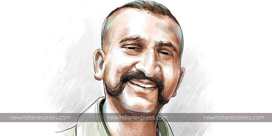 Missing pilot Wg Cdr Abhinandan