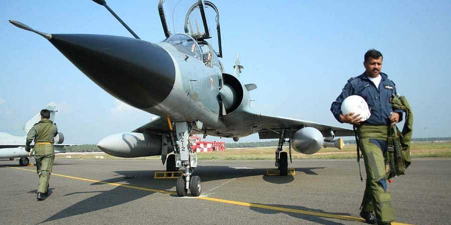 Mirage 2000 fighter jet Mirage  IAF