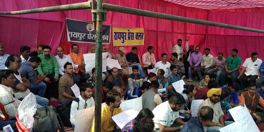 Chhattisgarh-journalists