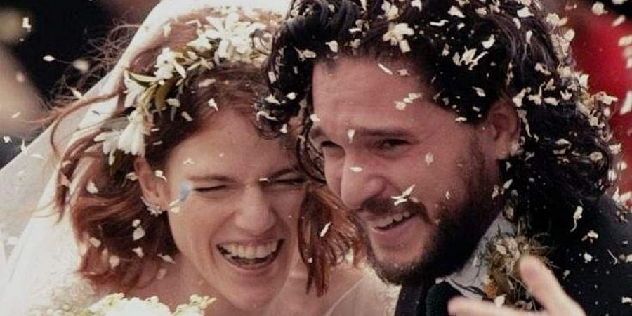 Kit Harington Finds Married Life Great The New Indian Express