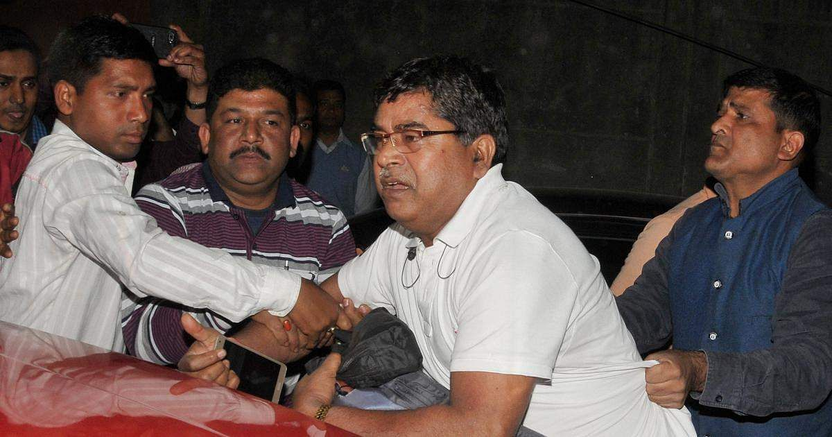 Mamata Banerjee VS CBI